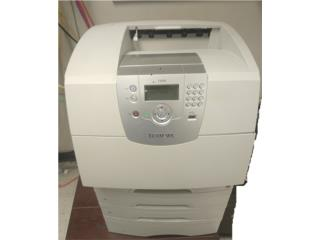 Impresora Lexmark T640 usada/Buena estado, Puerto Rico