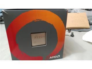 Cpu AMD Ryzen 7, Puerto Rico