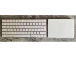 Apple Trackpad 2 y Keyboard 2, Puerto Rico