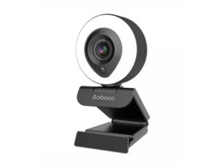 Web Cam para Streaming 1080p, Puerto Rico