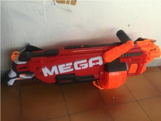 Nerf MEGA, grande!, Puerto Rico