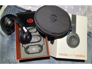 Beats Solo 3 Wireless Negros, Puerto Rico