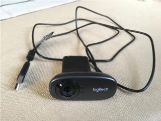Logitech HD Webcam C310--Como Nueva!!! , Puerto Rico