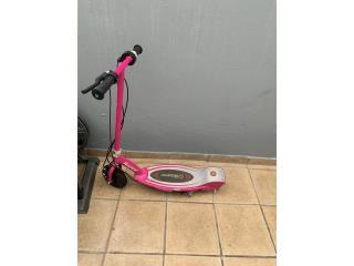 Scooter eléctrica , Puerto Rico