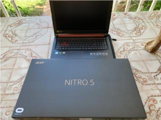 Laptop gaming acer nitro 5, Puerto Rico