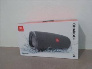 JBL Charge 4 Bluetooth Speaker, Puerto Rico