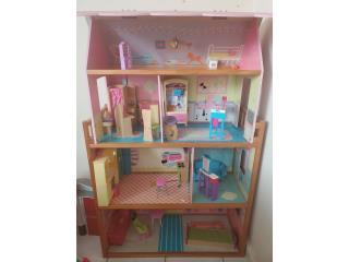 Casa de Barbie , Puerto Rico