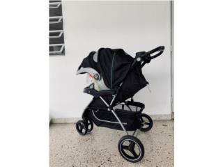 Coche y Car Seat Babytrend, Puerto Rico