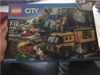 Lego City selva, Puerto Rico