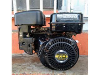 Motor Subaru 7 caballos de fuerza., Puerto Rico