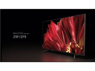 Sony master series z9f 65 4k dolby vision, Puerto Rico