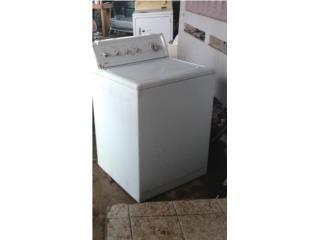Se venden lavadoras analogas, Puerto Rico