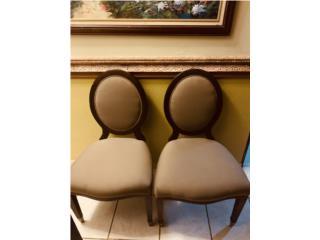 2 sillas victorianas , Puerto Rico