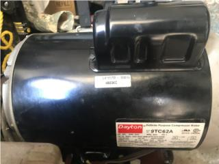 Motores 230 1 hp, Puerto Rico