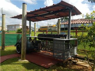 Carreton para pinchero, Puerto Rico