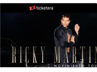 Ricky Martin Sabado, Puerto Rico