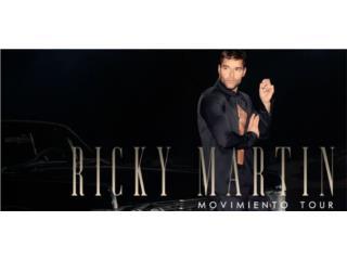 Taquillas para el concierto de Ricky Martin, Puerto Rico