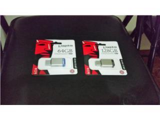 Memorias USB Nuevas, Puerto Rico
