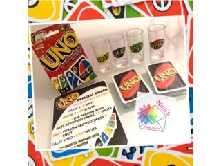 UNO DRUNK GAME, Puerto Rico