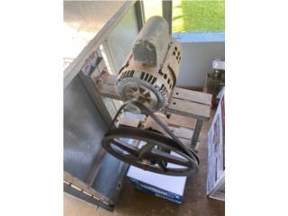 Maquina de asar lechon, Puerto Rico