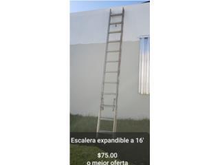 Escalera de Aluminio, Puerto Rico