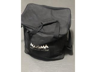 MAGMA STAINLESS STEEL GRILL CON SU CARRY ON BAG , Puerto Rico