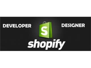 Shopify developer/designer, Puerto Rico