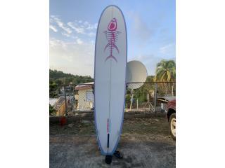"""Long board 9'4"""" , Puerto Rico"""