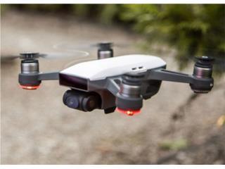 DJI spark drone, Puerto Rico