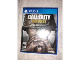 Call Of Duty WWII , Puerto Rico