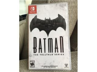 Batman Nintendo switch, Puerto Rico