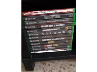 Juegos Xbox One, Puerto Rico