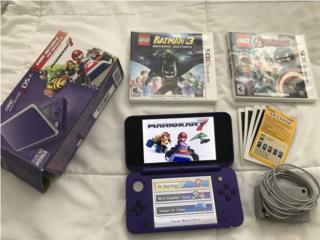 Nintendo 2DS XL, Puerto Rico