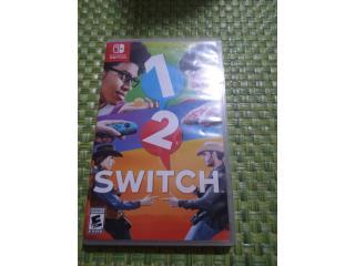 Juego nintendo switch, Puerto Rico