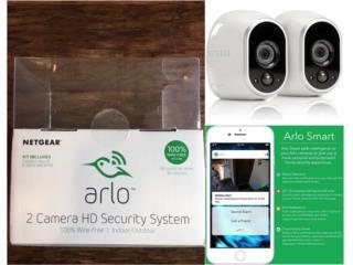 2 x ARLO Wireless Security Camera, Puerto Rico