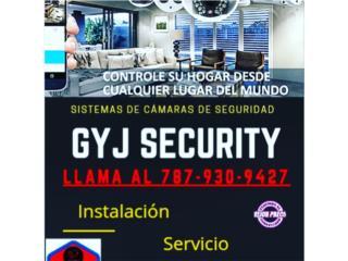 Cámaras de seguridad, Puerto Rico