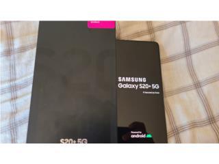 Se vende s20 plus 128gb de t.mobile solo vendo , Puerto Rico