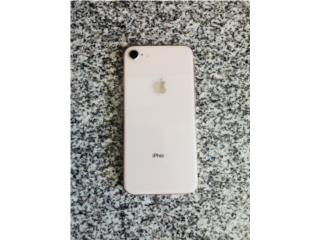 Iphone 8 Gold Rose 64 GB Unlocked, Puerto Rico