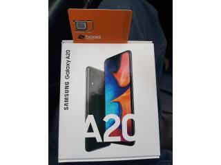 Samsung Galaxy A20 NEW!!, Puerto Rico
