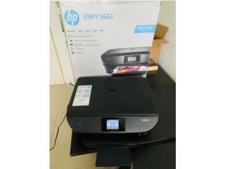 Impresora HP Envy 5663, Puerto Rico