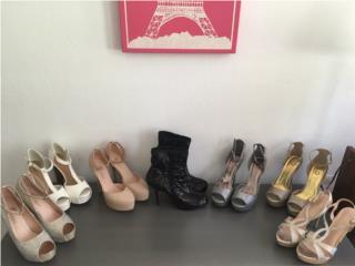 zapatos de mujer, Puerto Rico