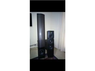 Emotiva T1 Tower Speakers, Puerto Rico