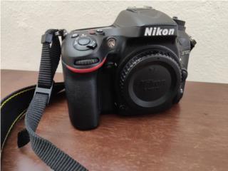 Nikon d7100 body + nikon 35mm 1.8, Puerto Rico