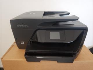 Printer, scanner HP, Puerto Rico