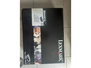 Toners Lexmark X644X11L $40, Puerto Rico