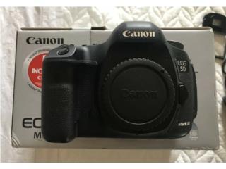 nuevo Canon EOS 5D Mark iii authentico, Puerto Rico