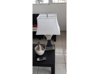 lampara de mesa, Puerto Rico
