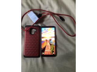 Celular Samsung A 8 Plus de Claro , Puerto Rico
