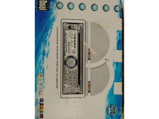 Radio AM y FM y CD marino, Puerto Rico