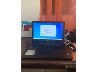 Laptop Dell Inspiron 3543, Puerto Rico